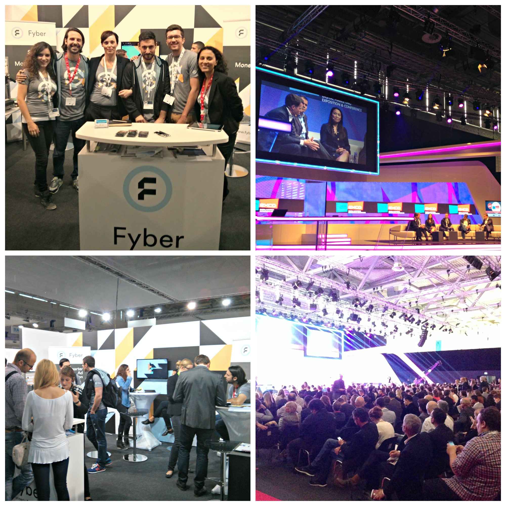 Fyber @ dmexco 2014