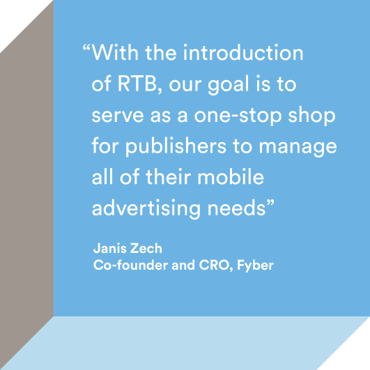 Mobile RTB exchange quote