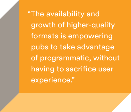 Mobile Programmatic Quote