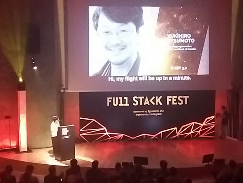 full stack fest fyber barcelona ruby