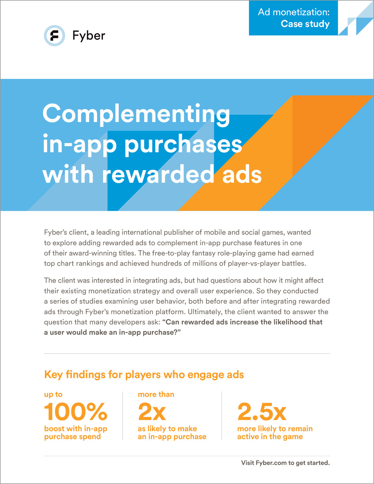 Complementing In-app Purchases with Rewarded Ads
