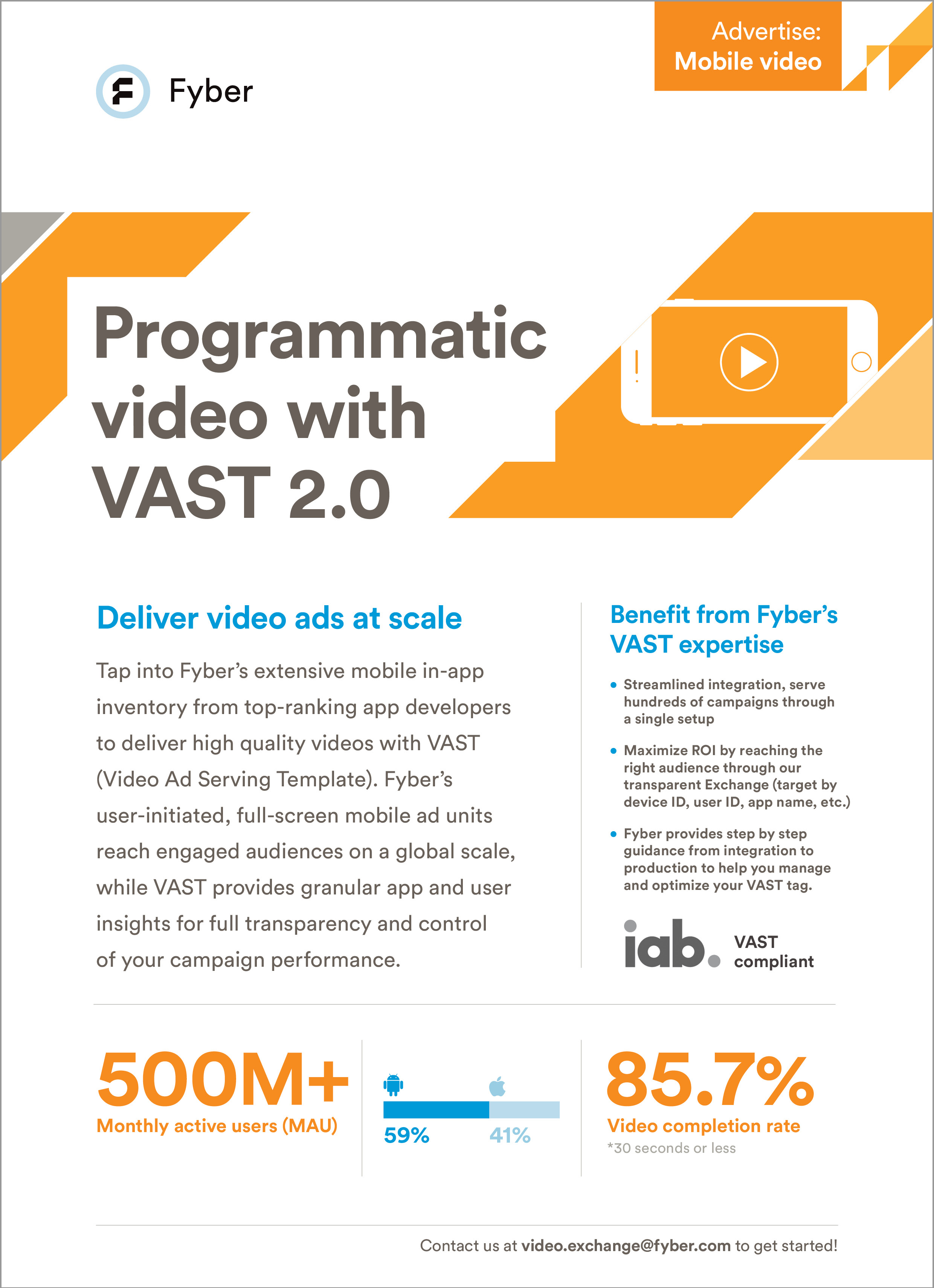 Programmatic Video with VAST
