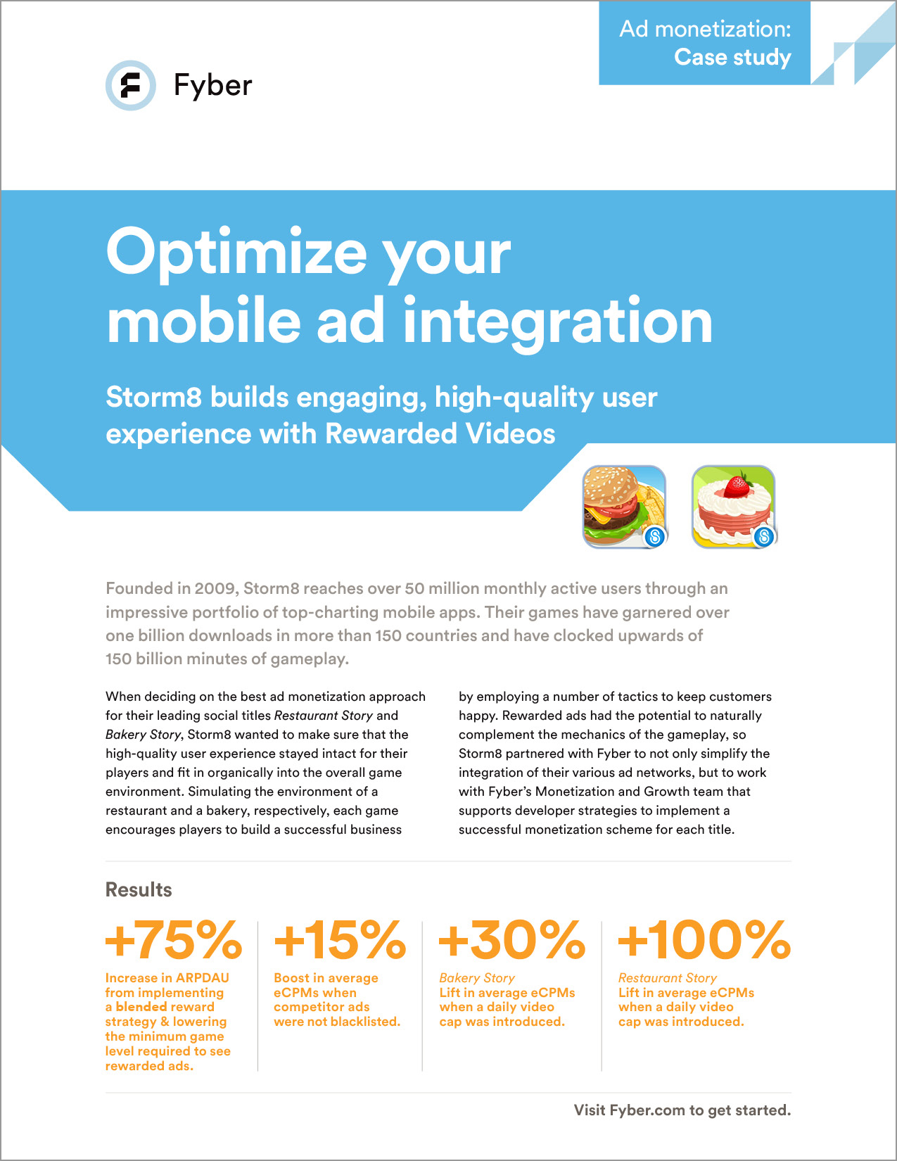 Optimize Your Mobile Ad Integration with Storm8