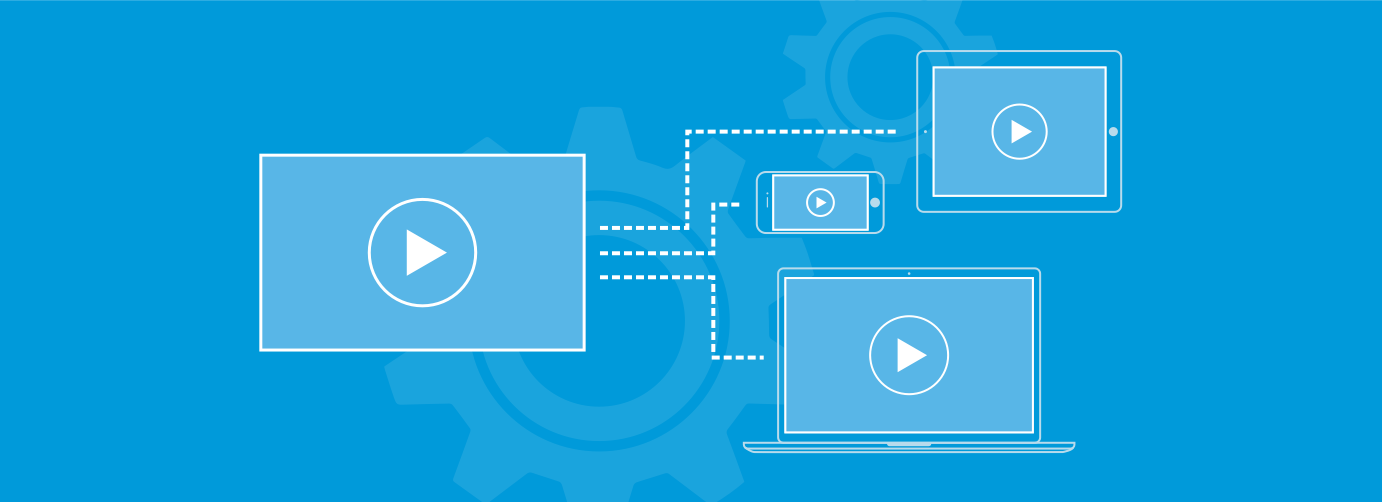 automatic video transcoding for video programmatic