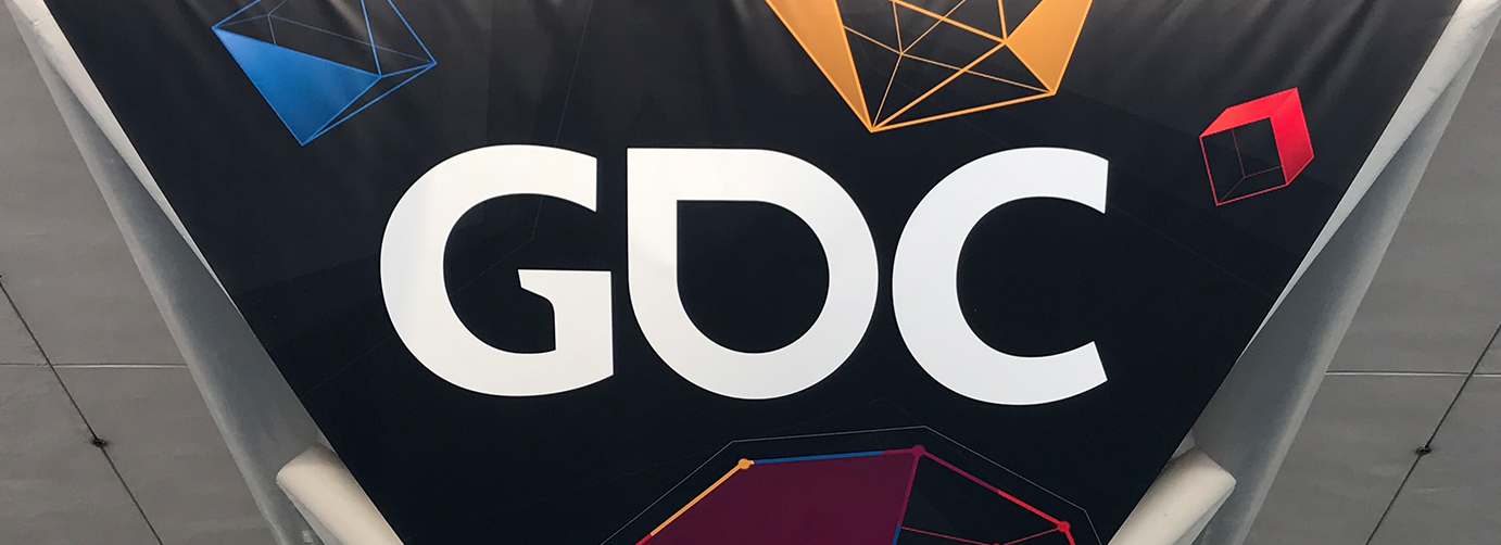 Game Developers Conference GDC 2017 banner Moscone Center
