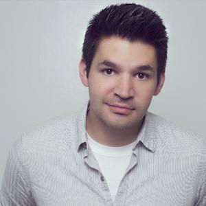 Video producer Dillon Becker headshot