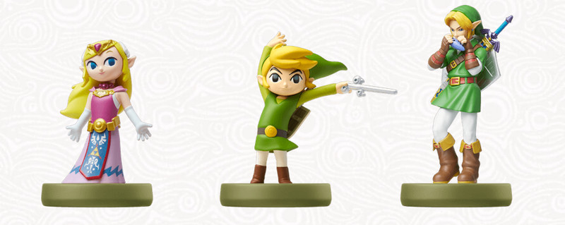 The Legend of Zelda Amiibo Nintendo
