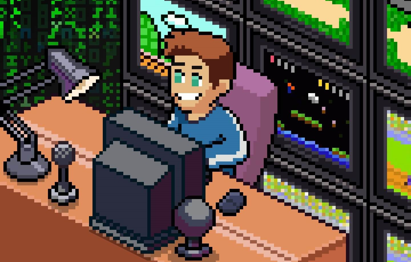 PewDiePie Tuber Simulator mobile game screenshot