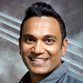 Fyber SVP of Global Developer Relations Rujul Patel headshot