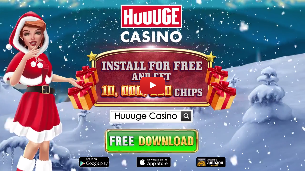 Huuuge Games Slots Huuuge Casino mobile video ad creative CTA