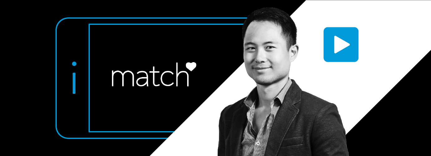 Match Group Tinder James Peng head of user acquisition interview