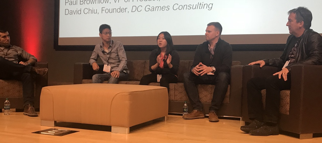MGF Seattle mobile game monetization panel 2