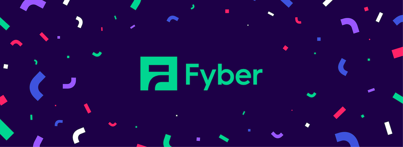 Introducing the new Fyber logo