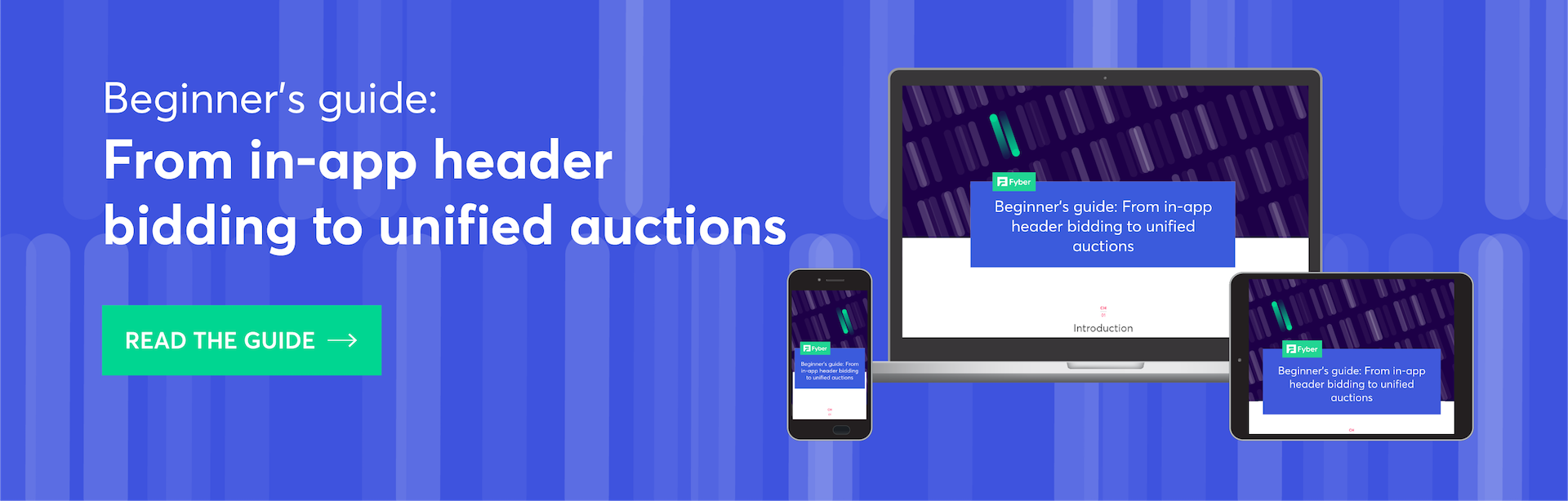 Unified auction guide
