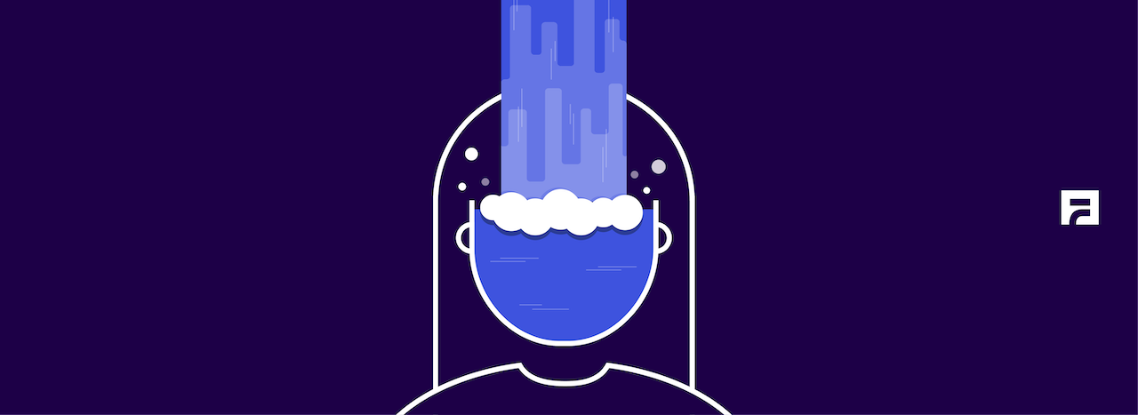 Fyber mobile ad mediation platform waterfall in-app header bidding illustration in post